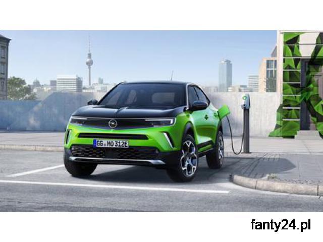 Polecany Samochód - Opel Mokka