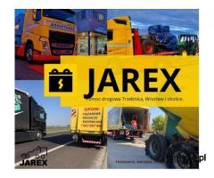 Jarex24 - najlepsza pomoc drogowa we Wrocławiu