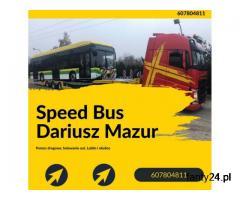 Speed-Bus - tania autopomoc w Lublinie
