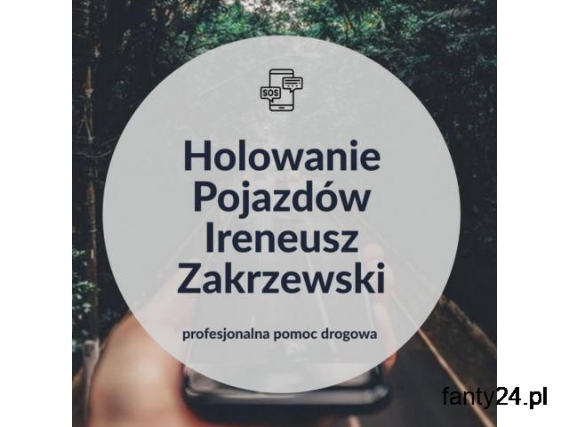 Ireneusz Zakrzewski, holowanie - Warszawa, mazowieckie