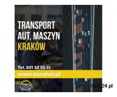 Euro Hol - pomoc drogowa, holowanie i transport aut w Krakowie i okolicach