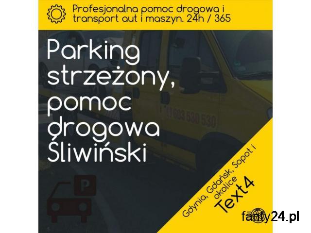 Holowanie - Gdynia i okolice