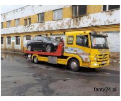 AERA - solidna pomoc drogowa z Wałbrzycha