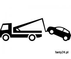 Pomoc Drogowa Bieszczady 24h – transport busów
