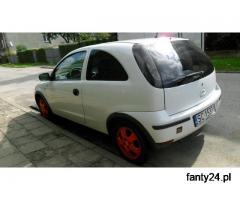 Opel Corsa C , rok 2006 , poj. 1.2 benzyna , wspomaganie , rej. PL