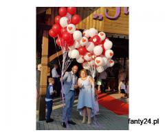 balony na ślub