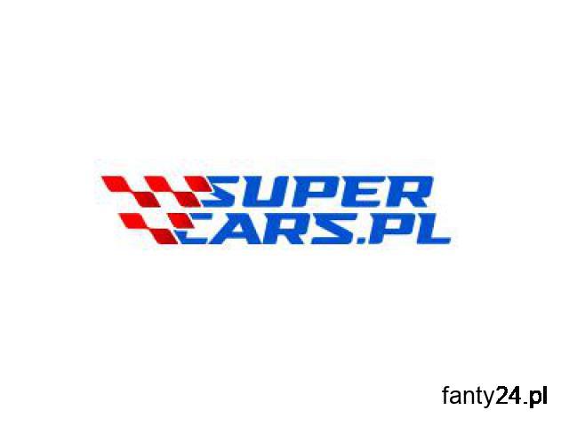 Przejażdżka sportowym samochodem na torze - Super-Cars